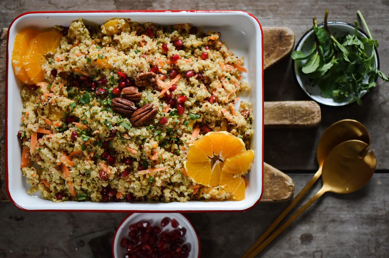 quinoa marocchina