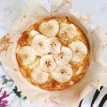 torta fondente di mele